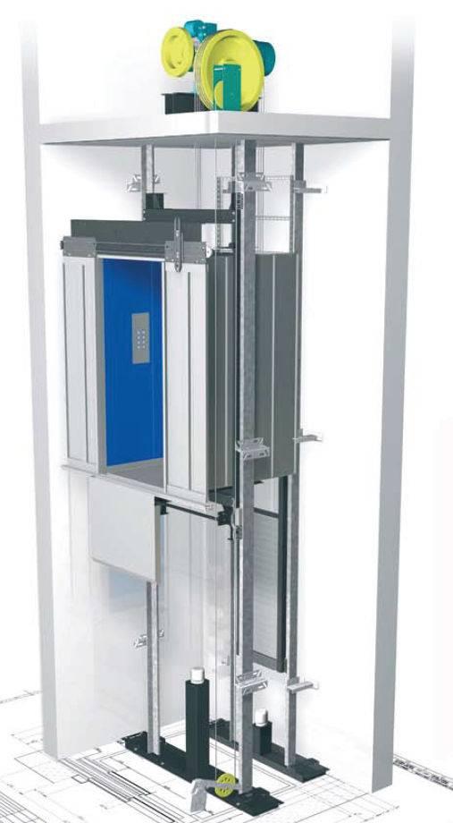Instalación de ascensores en valencia  - Ascensores Tecvalift