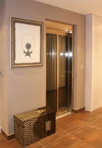 Instalación de ascensores unifamiliares Valencia