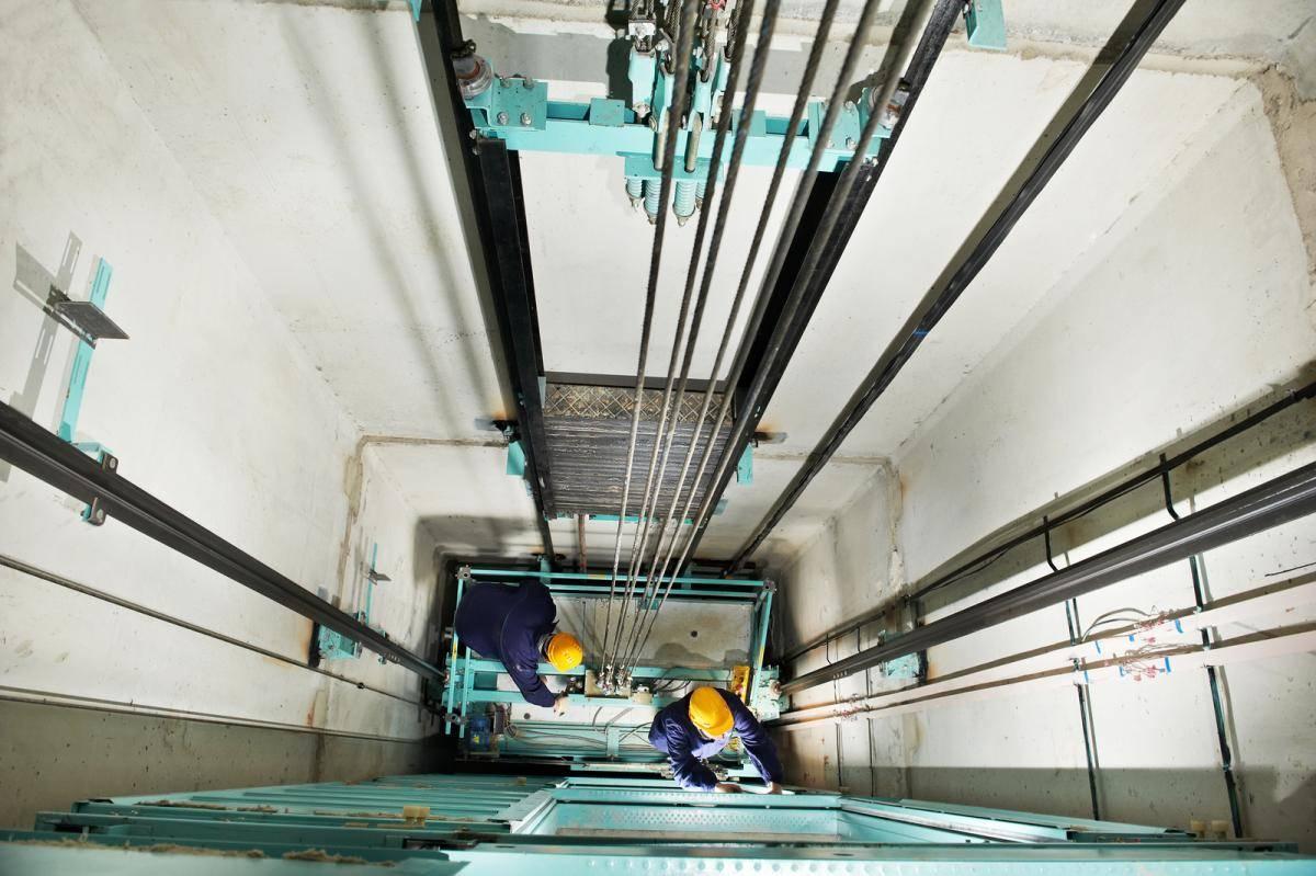 Servicios de reparación ascensores en Valencia