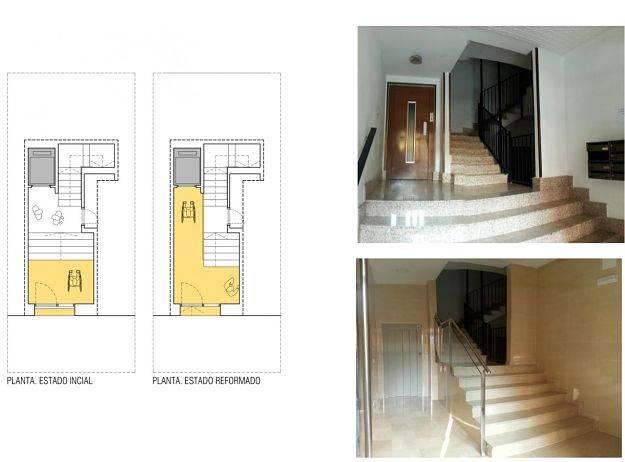 Eliminación de barreras arquitectónicas Valencia - Ascensores Tecvalift