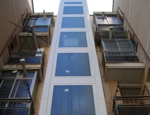 Servicio de instalación de ascensores sin hueco Valencia